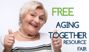 Aging Together Resource Fair @ Proctor Area Community Center